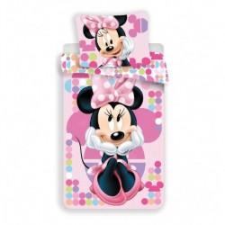 Povlečení z mikrovlákna - Minnie Pink 03 - 140 x 200 - Jerry Fabrics