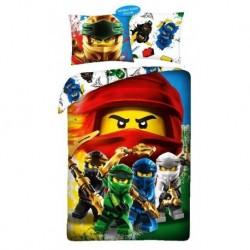 Bavlněné povlečení - Lego Ninjago - 140 x 200 - Halantex