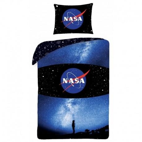 Bavlněné povlečení - NASA obloha - 140 x 200 - Halantex