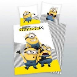 Bavlněné povlečení - Mimoni 2 - 140 x 200 - Detexpol
