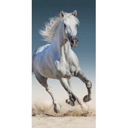 Osuška - Kůň grošák - 140 x 70 cm - Jerry Fabrics