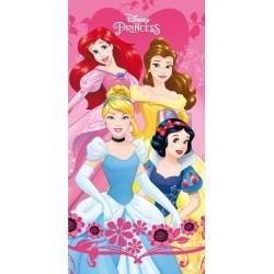 Osuška - Disney Princezny - 140 x 70 cm - Jerry Fabrics