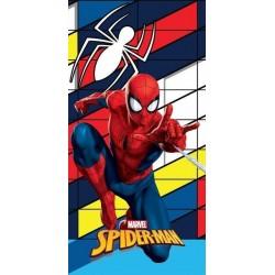 Osuška - Spiderman - s 3D efektem - 140 x 70 cm - Detexpol
