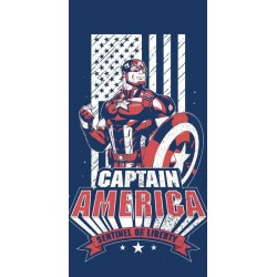 Osuška - Avengers - Kapitán Amerika - 140 x 70 cm - Faro
