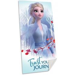 Osuška - Ledové Království 2 - Elsa - 140 x 70 cm - Euroswan