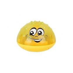 Veselá hračka do vany - žlutá