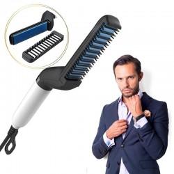 Pánská multifunkční žehlička na vlasy a vousy - FB168