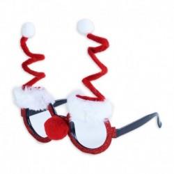 Brýle vánoční Santa Claus