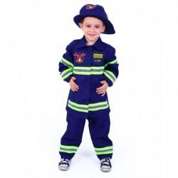 Dětský kostým hasič (M)