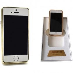 Žhavící zapalovač s dobíjením přes USB - mini iPhone