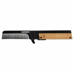 Zavírací nůž Quadrant Modern Folding - bambusová rukojeť - Gerber