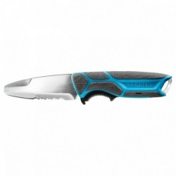 Nůž CrossRiver Combo Salt - kombinované ostří - Gerber