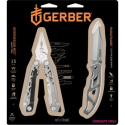 Set kleště Suspension-NXT + nůž Paraframe I. - blistr - Gerber