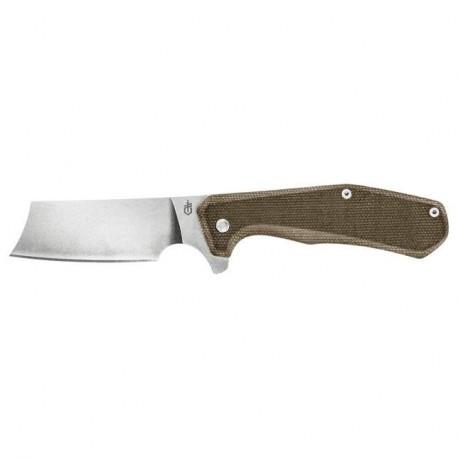 Zavírací nůž Asada - hladké ostří - micarta - Gerber