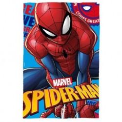 Dětská fleecová deka - Spiderman - 150 x 100 cm - Euroswan