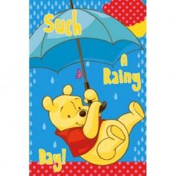 Dětský ručník - Medvídek Pú - 60 x 40 cm - Faro