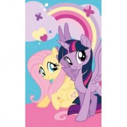 Dětský ručník - My Little Pony - 50 x 30 cm - Detexpol