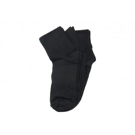 Dámské klasické bavlněné ponožky KW920C - 3 páry - Ellasun