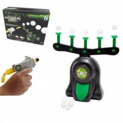 Zábavná hra - střílení na levitující míčky HOVER SHOT