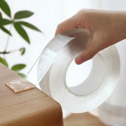 Oboustranná lepící nano páska - 5 m