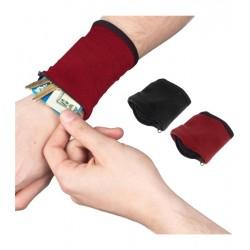 Peněženka na zápěstí se zipem WristWallet - 3 ks