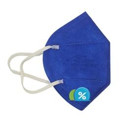 Filtrační maska třídy 2 NR - MY-002 - 1 ks - modrá - MEIYI