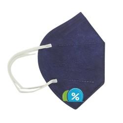 Filtrační maska třídy 2 NR - MY-002 - 1 ks - tmavě modrá - MEIYI