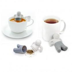 Král čaje - sítko na přípravu sypaného čaje