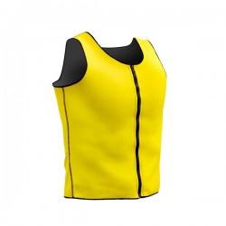 Pánská sportovní vesta se sauna efektem na cvičení a hubnutí - InnovaGoods