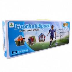Sada na zahradní fotbal s brankami a míčem - 92 cm - Jirun Toys