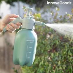 Rozprašovací tlaková láhev s regulovatelným proudem a nástavcem Pretly - InnovaGoods