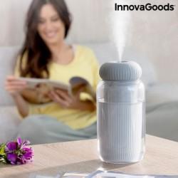 Ultrazvukový LED zvlhčovač vzduchu s aroma difuzérem Stearal - InnovaGoods