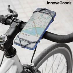 Univerzální držák mobilních telefonů na kolo Movaik - InnovaGoods