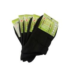 Pánské klasické bambusové ponožky JST - 5 párů