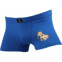 Chlapecké boxerky Dingo - modré - Lonka