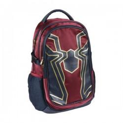 Školní batoh - Spiderman - vínový