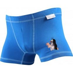 Chlapecké boxerky KR 003 - modré - Boma