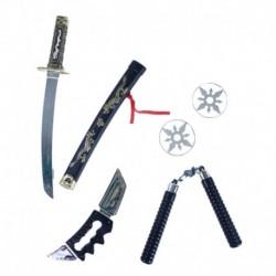 Ninja sada zbraní - Rappa