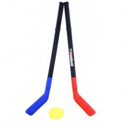 Hokejky s pukem - 72 cm - Rappa