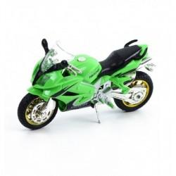 Plastová motorka se zvukem - Rappa