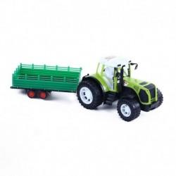 Traktor s vlečkou - 56 cm - Rappa