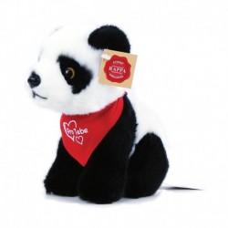Plyšová panda s láskyplným vzkazem - 22 cm - Rappa