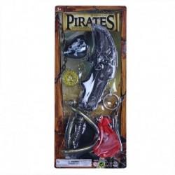 Pirátská sada s motivem Pirátů z Karibiku - Rappa