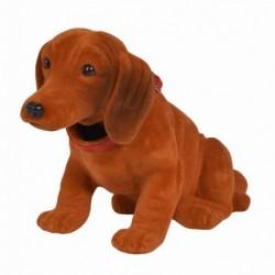 Pes s kývací hlavou - 27 cm - Rappa