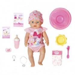 Panenka s kouzelným dudlíkem - Baby Born
