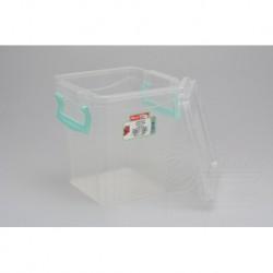 Plastový box na potraviny PLAST ART - 17 x 15,5 cm - 1,8 L