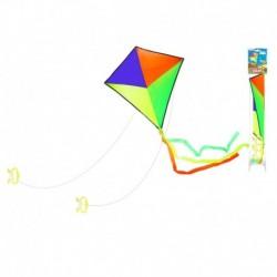 Létající drak - nylonový - 72 x 72 cm - Rappa