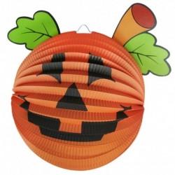 Halloweenský lampion s motivem dýně - 3D - 25 cm - Rappa