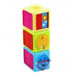 Naučné kostky - 3 kusy - Rappa