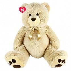 Plyšový medvěd Brumla - 100 cm - Rappa